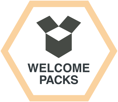 Welcome Packs